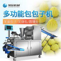 温州新型速冻仿手工发面包子机 旭众仿手工小型包子机