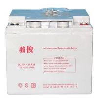 威海蓄电池供应商6GFM100骆俊蓄电池