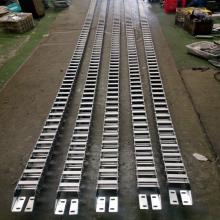 广纳TL95-95-R115液压油管钢制拖链