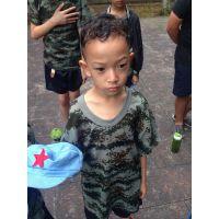 2018赣州亮剑军事素质夏令营赣州中小学夏令营让孩子积极向上