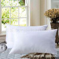 宾馆酒店枕芯 床上用品床单被罩枕套三件套 医院诊所枕芯