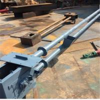 GL管链输送机报价加厚 石英砂灌仓垂直管链机西藏
