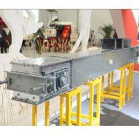污泥刮板输送机加工多种型号 粮食输送机