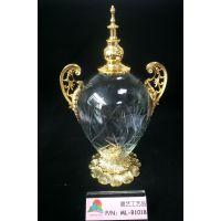 欧式创意果花瓶