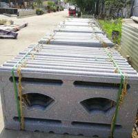 厂家批水泥仿石栏杆 扇形街道桥梁专用大理石防撞护栏美观耐用