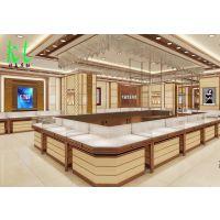 昆明珠宝展示柜行业未来发展趋势你可知道?科通专业珠宝展柜订制