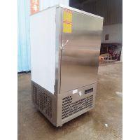 制冷厂家直销单门10盘速冻柜 急冻柜 饺子包子速冻机