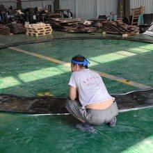 广西南宁地铁帘布橡胶板厂家提供帘布橡胶板修复服务