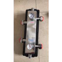 DN25型带温度压力测量功能方耦合罐去耦罐混水罐均压罐