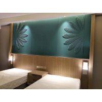 皮革浮雕厂家直销大型酒店工程浮雕背景墙,室内软装背景墙护墙板
