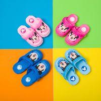 新款夏季卡通包头童鞋软底儿童凉拖鞋防滑沙滩宝宝凉鞋一件代发