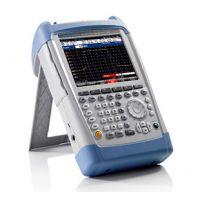 RS/罗德与施瓦茨 FSH4/8/13/20手持式频谱分析仪