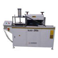 华兴数控铝型材加工设备HL2ZX-200A铝型材大中端面铣床