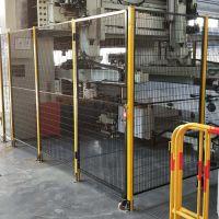 河南哪里买质量好车间仓库隔离网低碳钢丝网机械设备围网