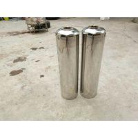 厂家现货供应304不锈钢仿玻璃钢桶井水净化器单流式过滤器