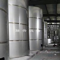50立方不锈钢储罐 304不锈钢罐定制单位 厂家直销白钢酒罐子
