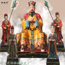 玉皇大帝神像【图集】 玉皇王母神像豫莲花佛像厂家 老天爷像 天老爷塑像