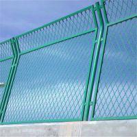 专业生产框架护栏双边丝护栏绿色防护网桥梁防抛网铁路护栏