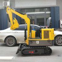 中国山东省新品热销 22型履带式挖掘机生产 迷你型果园挖掘机