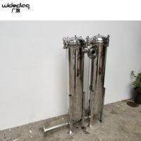 清又清厂家直销上海黄浦区不锈钢双联过滤器 食品卫生级过滤器