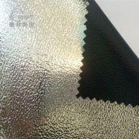 RNNM瑞年 厂家供应 石头纹 荔枝纹 植物帐篷布 反光布面料 镀铝膜材料
