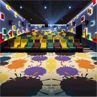 郑州新乐宾馆宴会厅地毯电话 可定制定制手工酒店地毯