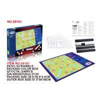 儿童益智玩具单词迷宫游戏英语填字拼图亲子互动趣味桌面游戏玩具