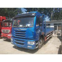 北京青岛解放龙VH南方版 6.8米货车高栏厢车销售总代理139101 78882