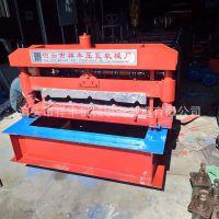 压瓦机 彩钢瓦设备 全自动压彩钢瓦机器 一机多用 厂家直销