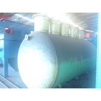 天源环保加工定制全自动一体化污水处理设备 城镇旱厕改造生活污水处理设备