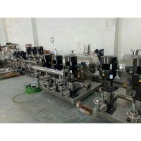 优质的二次加压不锈钢恒压变频供水设备D65-1050mm