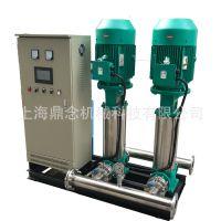 德国wilo威乐MVI5205水泵立式变频恒压供水设备一用一备增压泵