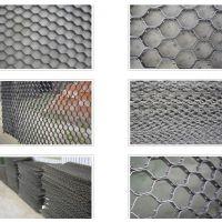 供应水泥厂内衬填料JD304不锈钢龟甲网