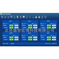 北京盛世宏博科技有限公司--智慧档案馆温湿度监控系统平台