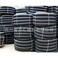 成都碳素波纹管 HDPE波纹管穿线管 电力保护管dn80价格
