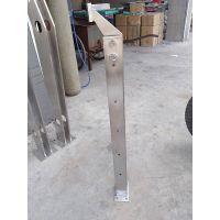 不锈钢工程立柱 家用栏杆 桥梁立柱 高升不锈钢支持定制