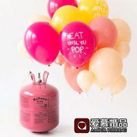 氦气罐一次性飘空气球充气泵遥控家用安全氦气瓶气球放飞婚礼布置