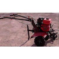 手推式汽油开沟培土机 果园挖沟施肥作业重量轻福建