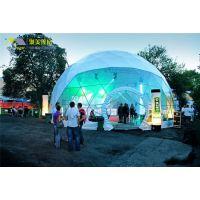 青岛聚美快捷搭建球形篷房性价比