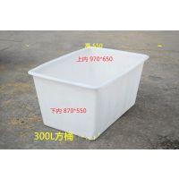 雄亚塑胶,东莞食品级塑料方箱 进口PE材料滚塑 水产养殖水箱供应 500L
