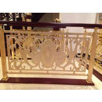 定制不一样的不锈钢雕花护栏