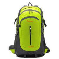 绿色背包登山包定制商务馈赠礼品包户外箱包定制可定制logo上海方振