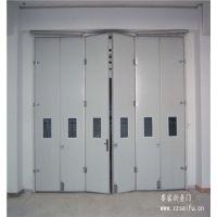 工业折叠门厂家|湖南24年知名品牌—湖南赛富自动门,功能齐全,品质一流,免费上门设计