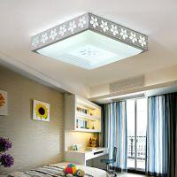 LED吸顶灯亚克力铝材灯客厅灯现代简约长方形卧室灯节能灯