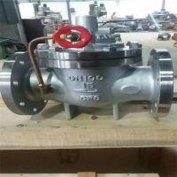 直销碳钢 400X-25C 型流量控制阀 DN125 法兰水力阀批发