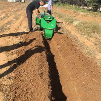 佳鑫大棚柴油除草松土机 履带式农田旋耕除草机 小型坡地施肥机操作视频