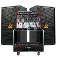 KTV音响 俱乐部背景音乐音响系统 多功能厅音响功放设备