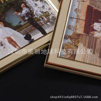 创意全家福九宫格照片墙 7寸相框墙婚纱影楼组合照片墙 定制批发