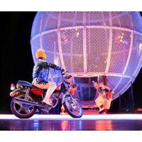 驰威展览环球飞车杂技表演租赁大型商务演出团队飞车杂技