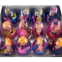 女孩娃娃白雪公主扭蛋卡通过家家泡泡屋 扭蛋玩具套装摆件收藏
